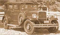 Das Tesla Auto aus den 30er Jahren